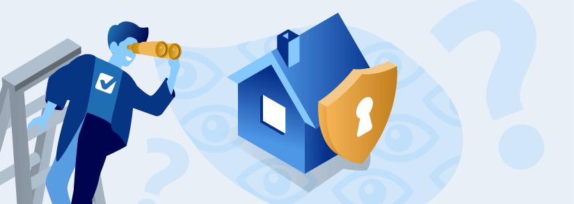 seguros del hogar y sistemas de seguridad